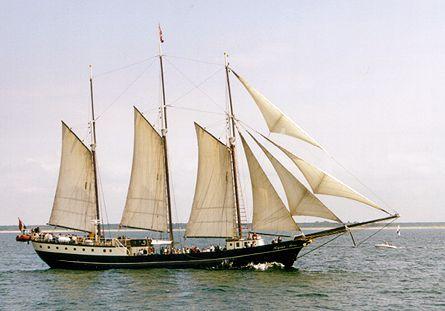 Regina Maris, Volker Gries, Hanse Sail Rostock 2000 , 08/2000