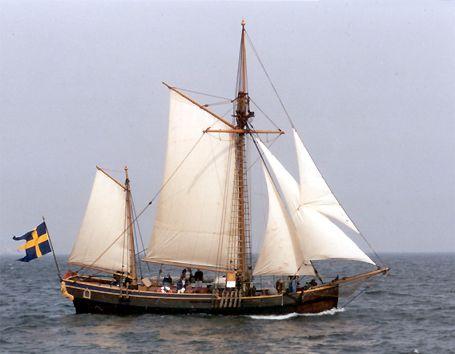 Hiorten, Volker Gries, Hanse Sail Rostock 2002 , 08/2002