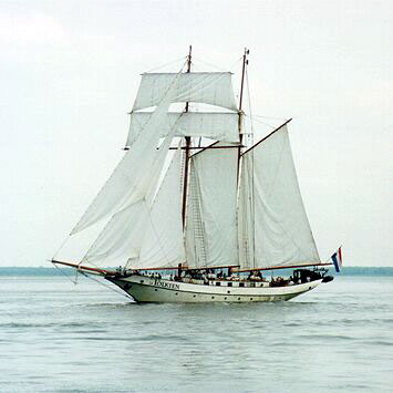 J.R.Tolkien, Volker Gries, Hanse Sail Rostock 1998 , 08/1998