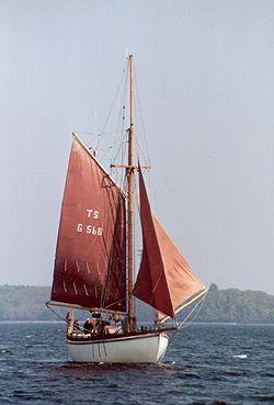 Aglaia, Volker Gries, Rum-Regatta 2002 , 05/2002