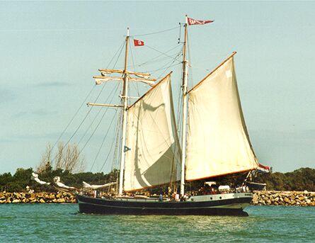 Banjaard, Volker Gries, Hanse Sail Rostock 1998 , 08/1998
