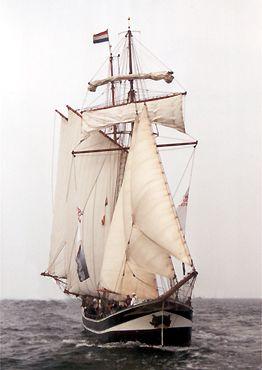 Banjaard, Volker Gries, Hanse Sail Rostock 2002 , 08/2002