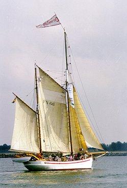 Carmelan, Volker Gries, Hanse Sail Rostock 1999 , 08/1999