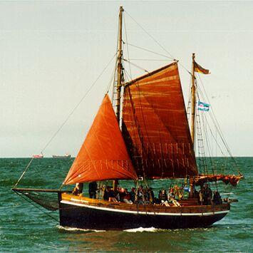 August Ipsen, Volker Gries, Hanse Sail Rostock 1998 , 08/1998