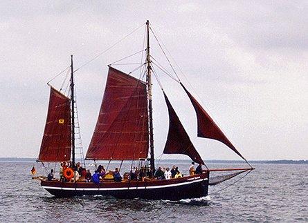 August Ipsen, Volker Gries, Hanse Sail Rostock 1999 , 08/1999
