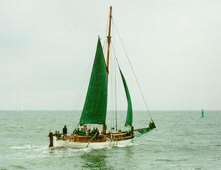 Oll Karl, Volker Gries, Hanse Sail Rostock 1998 , 08/1998