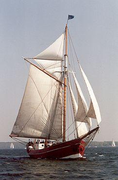 Ryvar, Volker Gries, Rum-Regatta 2002 , 05/2002