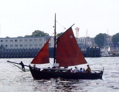Setzleif, Volker Gries, Hanse Sail Rostock 1999 , 08/1999