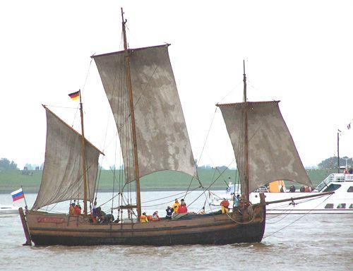Sviatitel Nikolai, Thomas Albert, Sail Bremerhaven 2005 , 08/2005