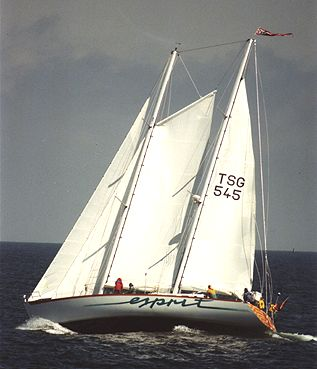 Esprit, Thomas Lagies, Helgoland, Nordsee (1997) , k.A. / unknown