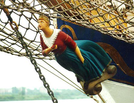 Großherzogin Elisabeth, Volker Gries, Hanse Sail Rostock 1998 , 08/1998