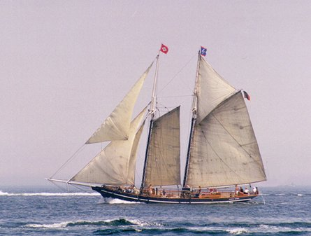 Vanadis, Volker Gries, Hanse Sail Rostock 1999 , 08/1999