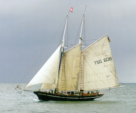 Vanadis, Volker Gries, Hanse Sail Rostock 2000 , 08/2000