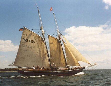 Vanadis, Kristina Puck, Sail Flensburg 2000 / Cutty Sark 2000 , 08/2000