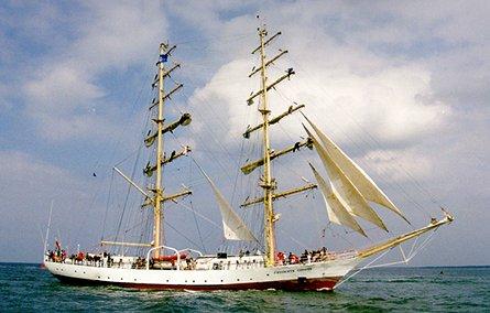 Fryderyk Chopin, Volker Gries, Hanse Sail Rostock 1999 , 08/1999