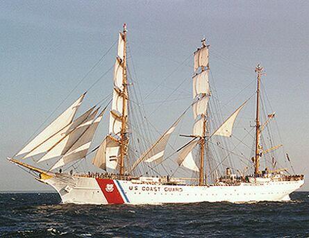 Eagle, Volker Gries, Hanse Sail 1996 / Cutty Sark 1996 , 08/1996