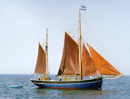Phoenix, Volker Gries, Hanse Sail Rostock 1999 , 08/1999