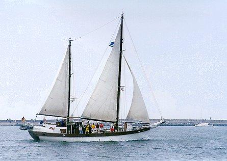 Freddy, Volker Gries, Hanse Sail Rostock 1999 , 08/1999