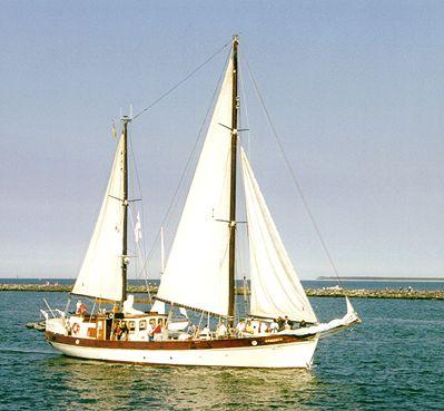 Freddy, Volker Gries, Hanse Sail Rostock 2000 , 08/2000