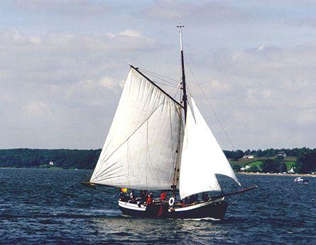 Hans von Wilster, Volker Gries, Sail Flensburg 2000 / Cutty Sark 2000 , 08/2000