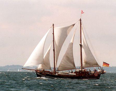 Lilleholm, Volker Gries, Hafenfestival Lübeck 2001 , 09/2001