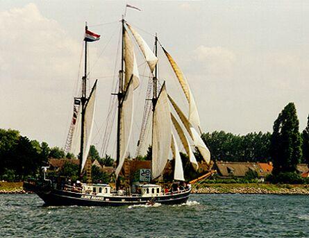 Albert Johannes, Volker Gries, Hanse Sail Rostock 1997 , 08/1997