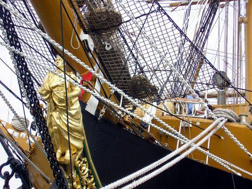 Amerigo Vespucci, Heinz Janssen, Sail Bremerhaven 2005 , 08/2005