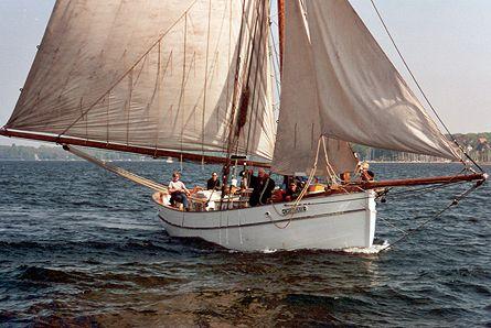 Charlotte, Volker Gries, Rum-Regatta 2002 , 05/2002