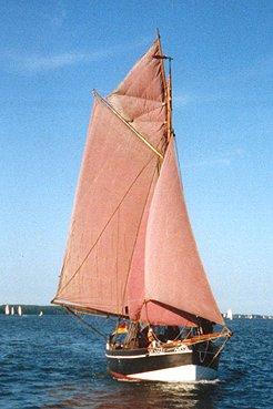Fahrewohl von Büsum S.H.5342, Gerd Krahmann, Rum-Regatta , k.A. / unknown