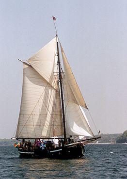 Flinthörn, Volker Gries, Rum-Regatta 2002 , 05/2002