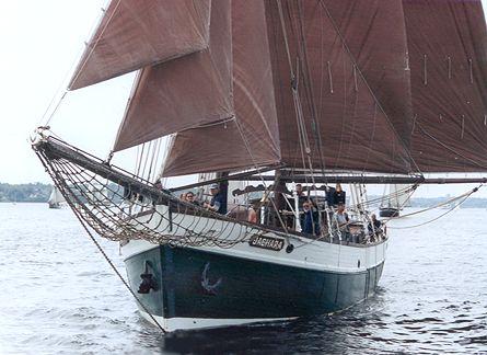 Jachara, Volker Gries, Rum-Regatta 2001 , 05/2001