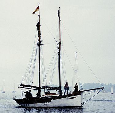 Nordlys, Werner Jurkowski, Kiel , 06/1982