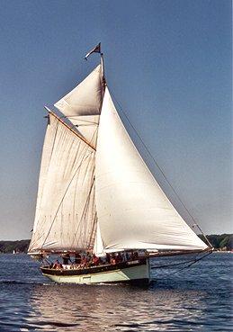 Nordlys, Volker Gries, Rum-Regatta 2003 , 05/2003