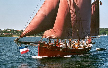 Platessa, Volker Gries, Rum-Regatta 2003 , 05/2003