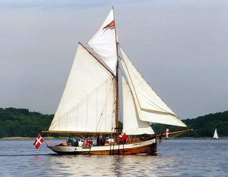 Solvang, Volker Gries, Rum-Regatta 2000 , 06/2000