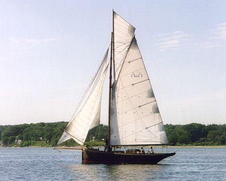 Ana, Volker Gries, Rum-Regatta 2000 , 06/2000