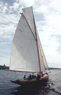 Ana, Volker Gries, Rum-Regatta 2001 , 05/2001