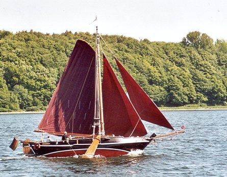 Westenwind, Volker Gries, Rum-Regatta 2003 , 05/2003