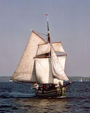 De To Søstre, Volker Gries, Rum-Regatta 2002 , 05/2002