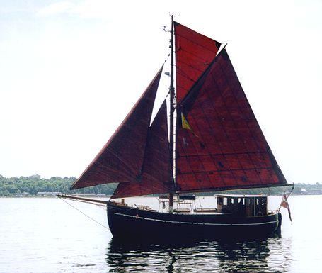 Constance, Volker Gries, Rum-Regatta 2000 , 06/2000