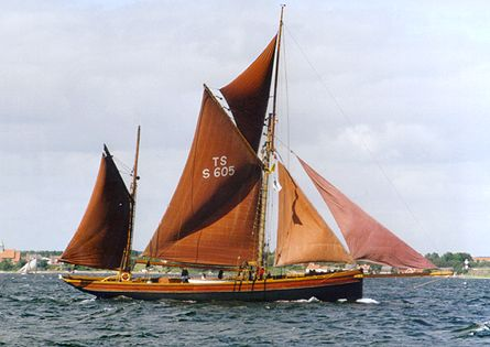 Deodar, Volker Gries, Sail Flensburg 2000 / Cutty Sark 2000 , 08/2000
