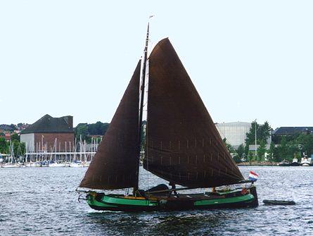 Twee Gezusters, Volker Gries, Sail Flensburg 2000 / Cutty Sark 2000 , 08/2000