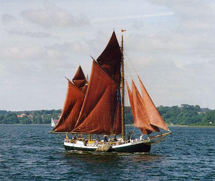 Johanne, Volker Gries, Sail Flensburg 2000 / Cutty Sark 2000 , 08/2000