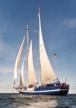 Johann Smidt, Werner Jurkowski, Sail Esbjerg / Cutty Sark 2001 , 08/2001