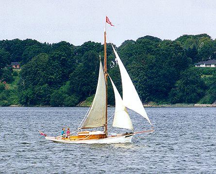 Korsar, Volker Gries, Sail Flensburg 2000 / Cutty Sark 2000 , 08/2000