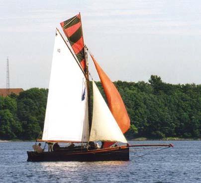 Mildred, Volker Gries, Rum-Regatta 2000 , 06/2000