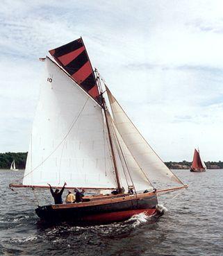 Mildred, Volker Gries, Rum-Regatta 2001 , 05/2001