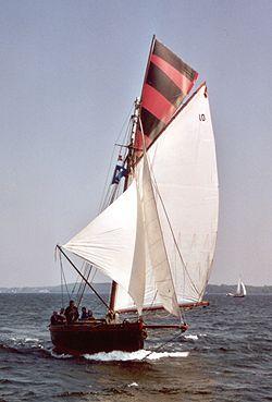 Mildred, Volker Gries, Rum-Regatta 2002 , 05/2002