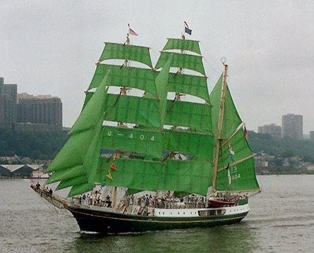 Alexander von Humboldt, Werner Jurkowski, New York , 07/1992