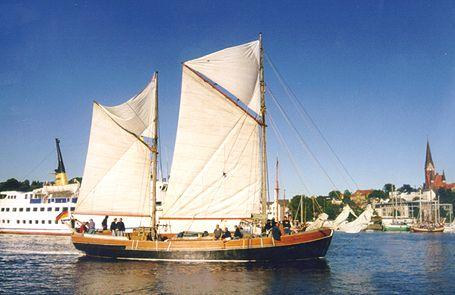 Oline, Volker Gries, Rum-Regatta 2000 , 06/2000